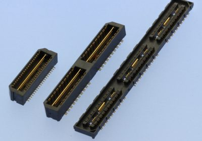 Highspeed Board-to-Board Connectors